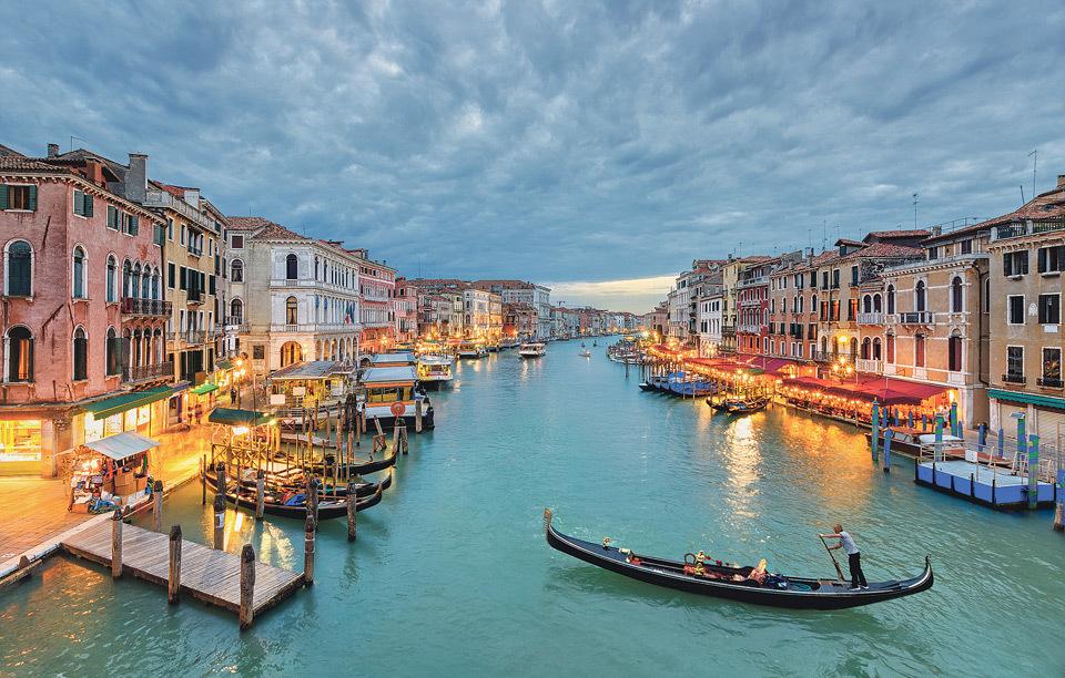 VENEDIG: Italien für Insider