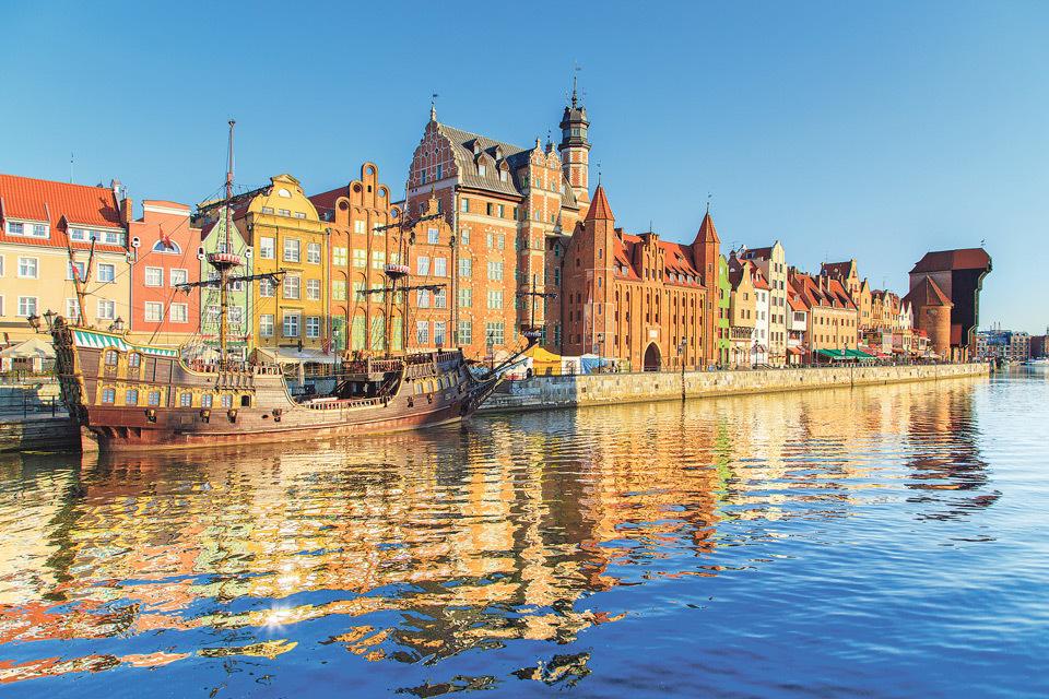 MASUREN: Ostseeküste und Seenlandschaften