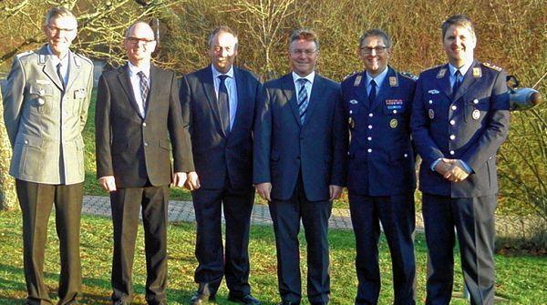 Der Letzte Kommandeur Ist Gegangen Walld Rn Neckar