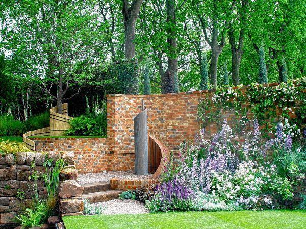 Zur gartengestaltung braucht es mehr fr nkische for Gartengestaltung wege