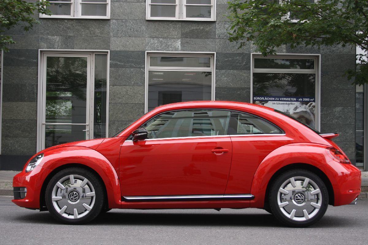 fahrbericht vw beetle es krabbelt wieder neue modelle. Black Bedroom Furniture Sets. Home Design Ideas