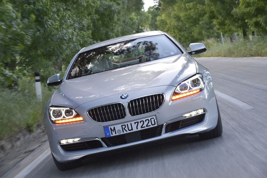 fahrbericht: bmw 6er gran coupé - elegante ableitung - auto - fnweb