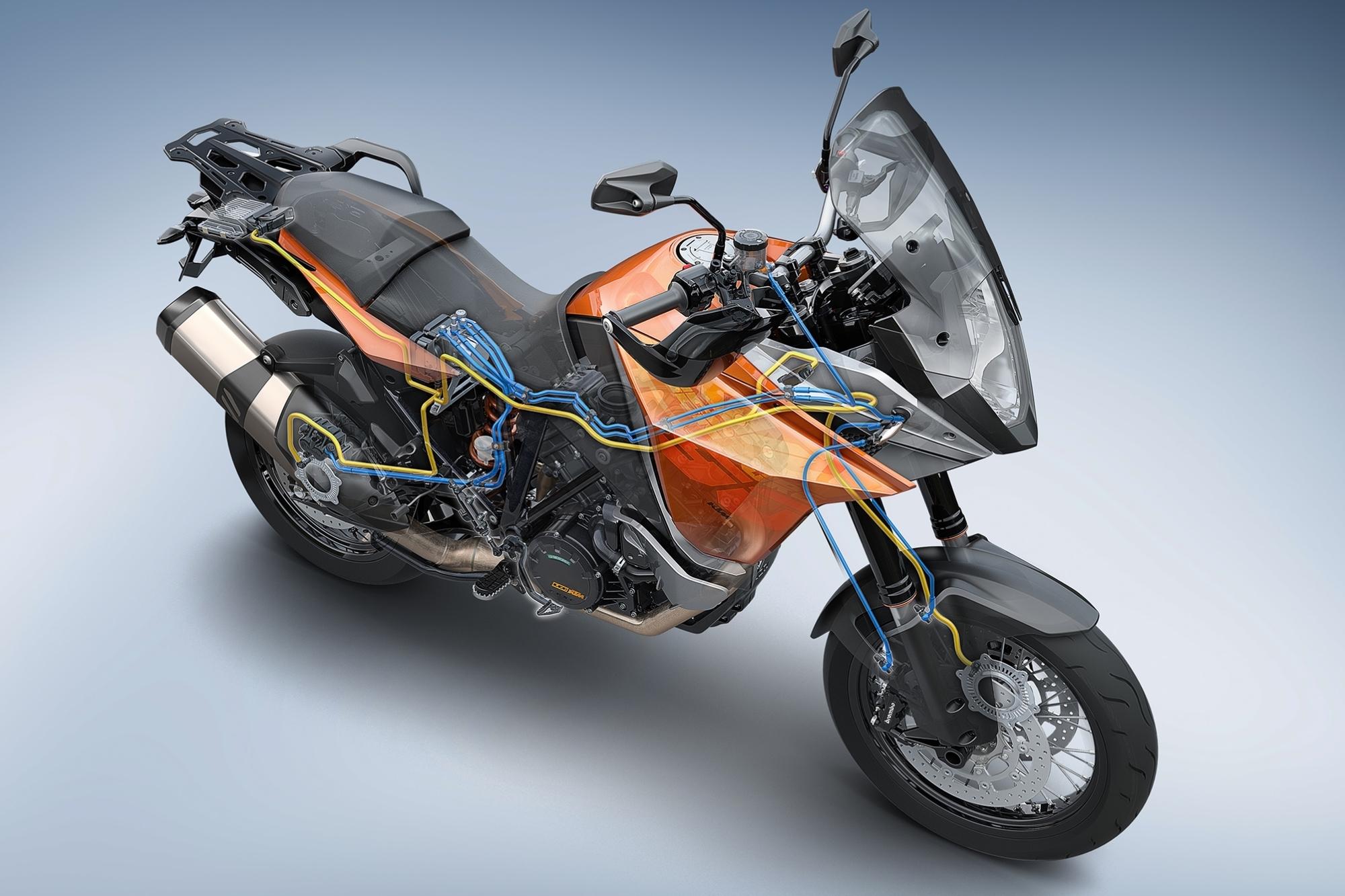 esp motorrad