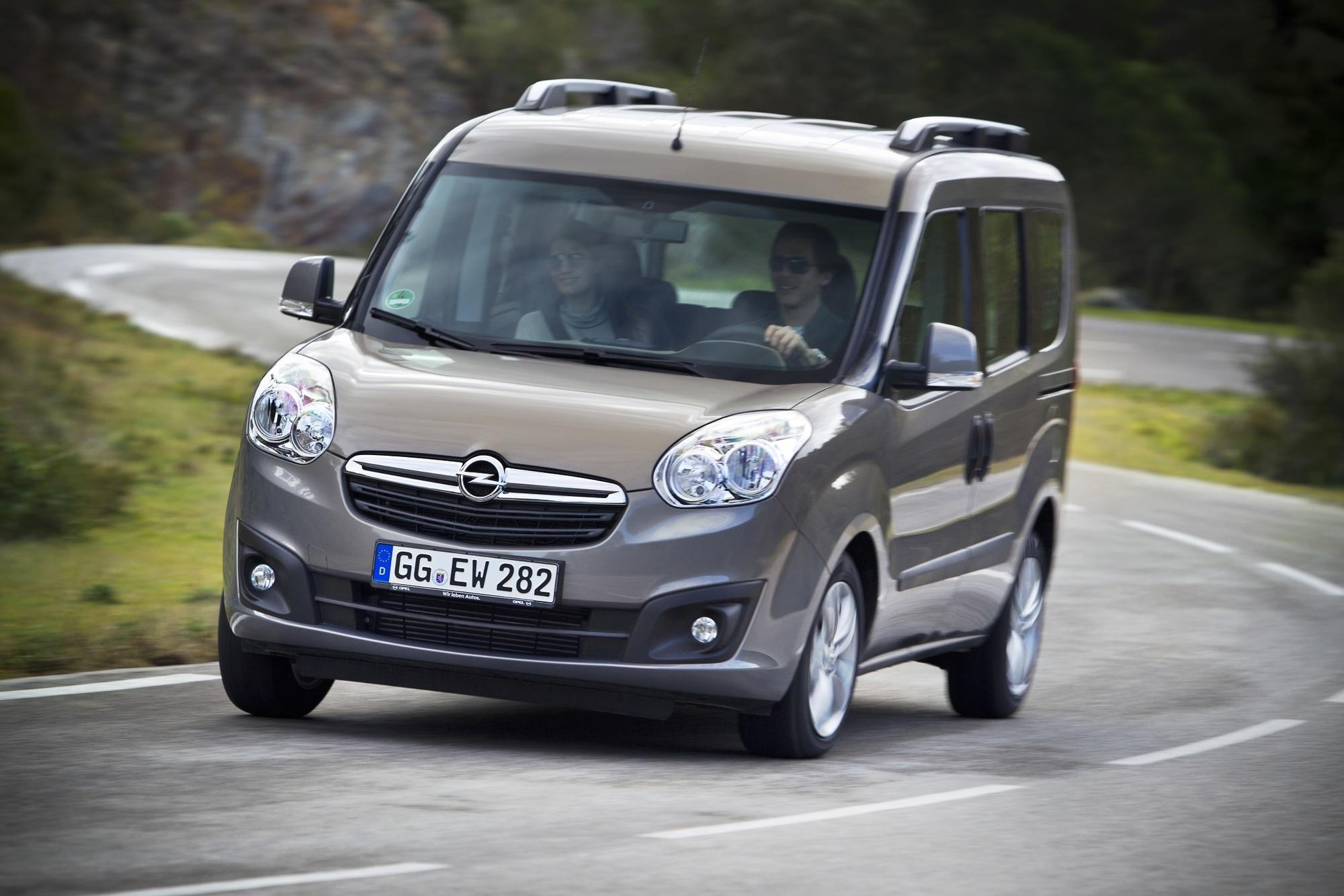 Test: Opel Combo  - Der Fiat mit dem Blitz