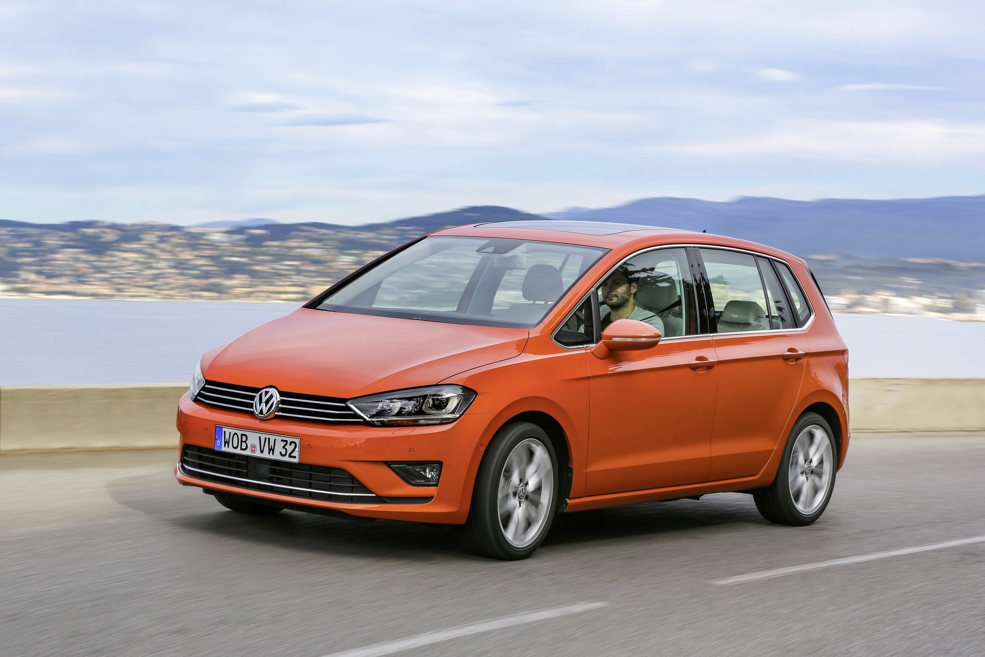 Test: VW Golf Sportsvan - Plus minus plump