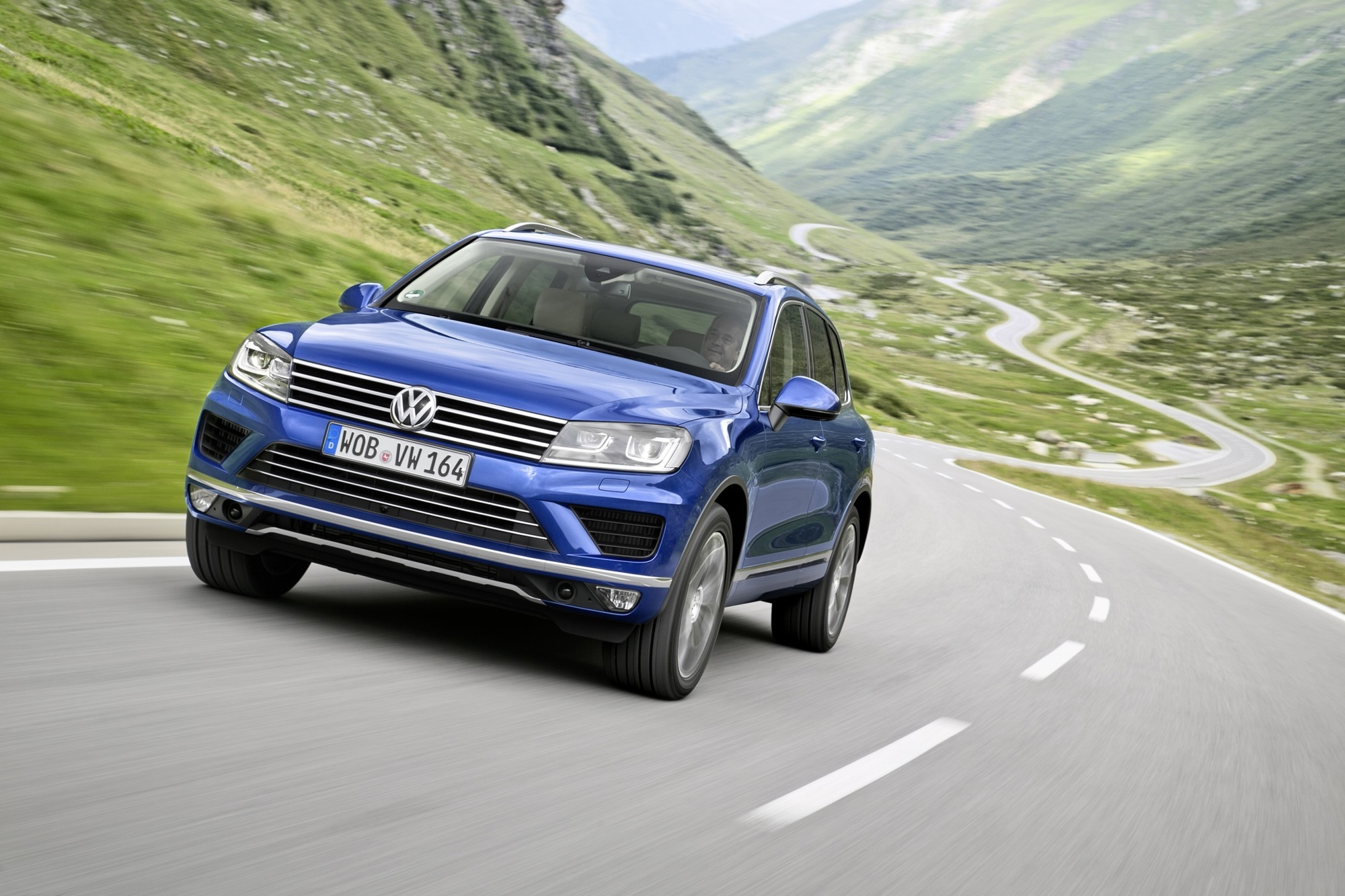 Test: VW Touareg V6 TDI - Dezent für alles