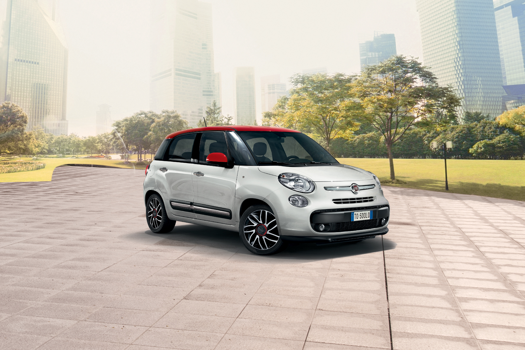 fiat 500l urban edition mit stil in die stadt aktuelles auto fnweb. Black Bedroom Furniture Sets. Home Design Ideas