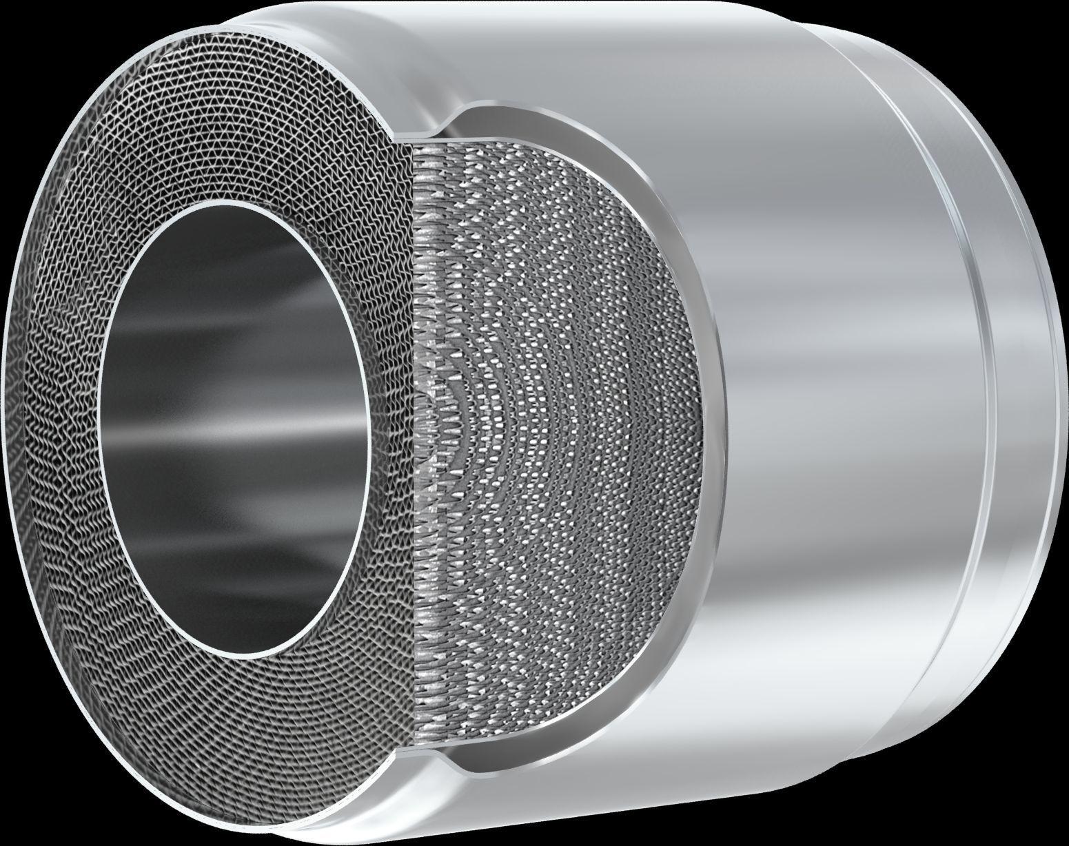 mid Groß-Gerau - Ringkatalysator: Mit einfacher Lösung geht Continental den Stickoxiden an den Kragen.