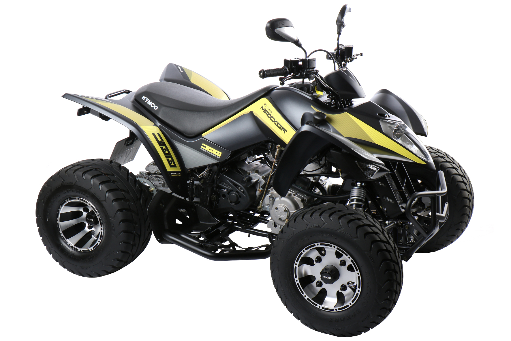 mid Groß-Gerau - Speeds Performance Parts bietet ab sofort einen Alufelgen-Satz für ATVs und Quads an.