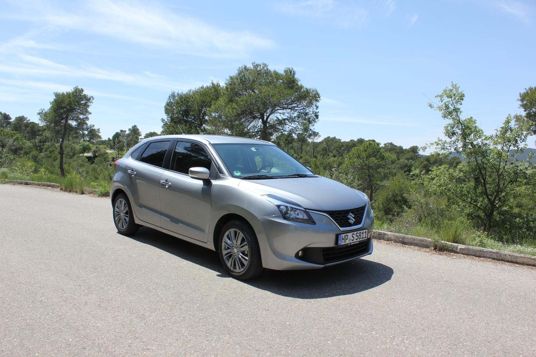 mid Barcelona - Schick, komfortabel, sparsam: der neue Suzuki Baleno.