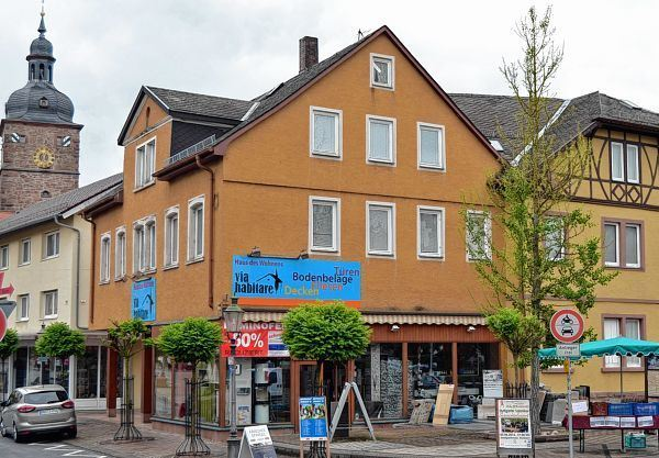 hornbach union fliesen union bauzentrum hornbach gmbh landstuhl building material store. Black Bedroom Furniture Sets. Home Design Ideas