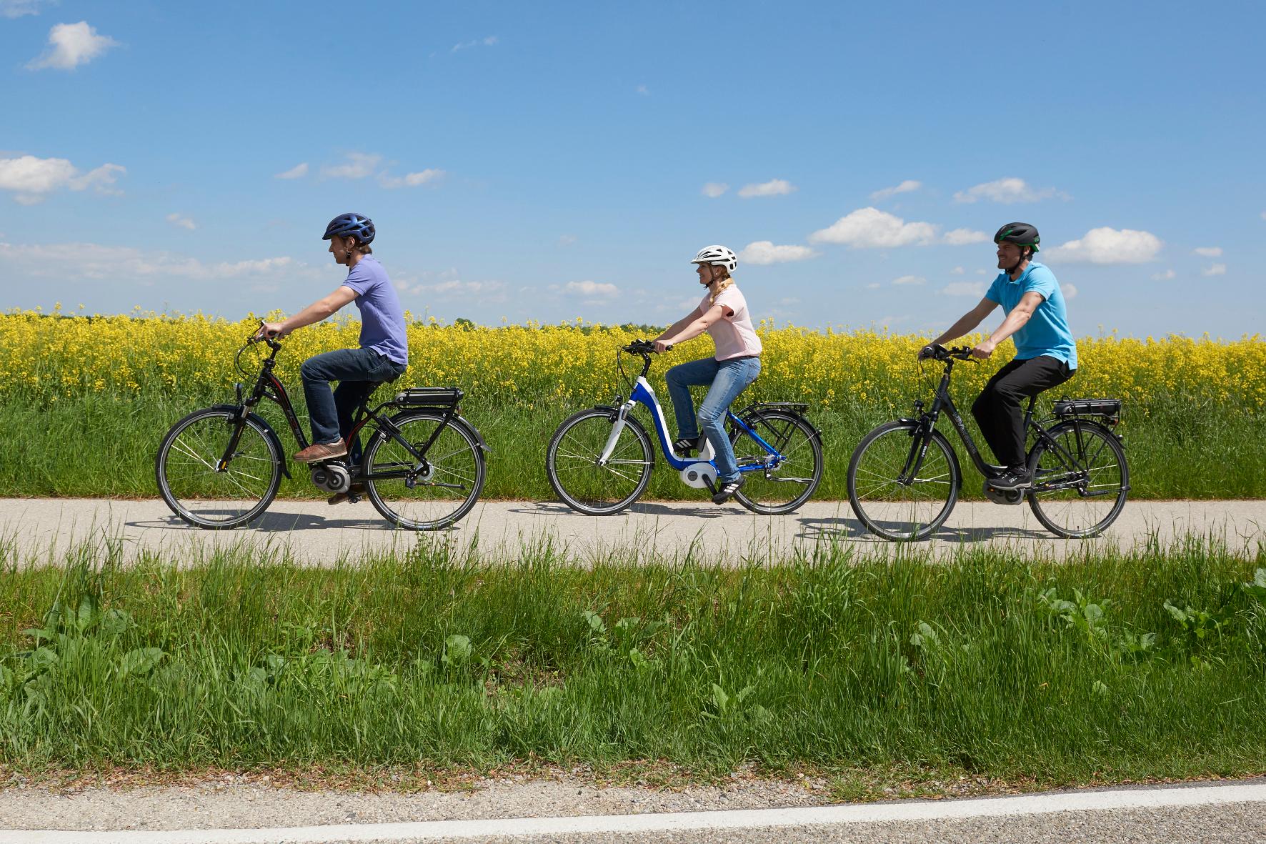 """mid Groß-Gerau - 15 Pedelecs im Test des ADAC und der Stiftung Warentest. Sieben Bikes mit Elektro-Unterstützung bekommen die Note """"gut""""."""