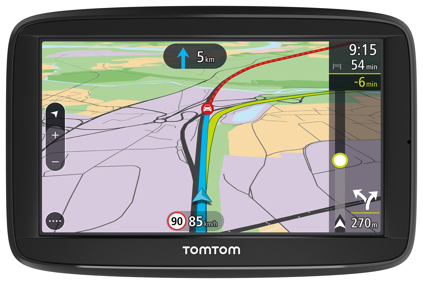 mid Groß-Gerau - Das TomTom VIA 52 ist ab sofort zu einem Preis von 179 Euro erhältlich.