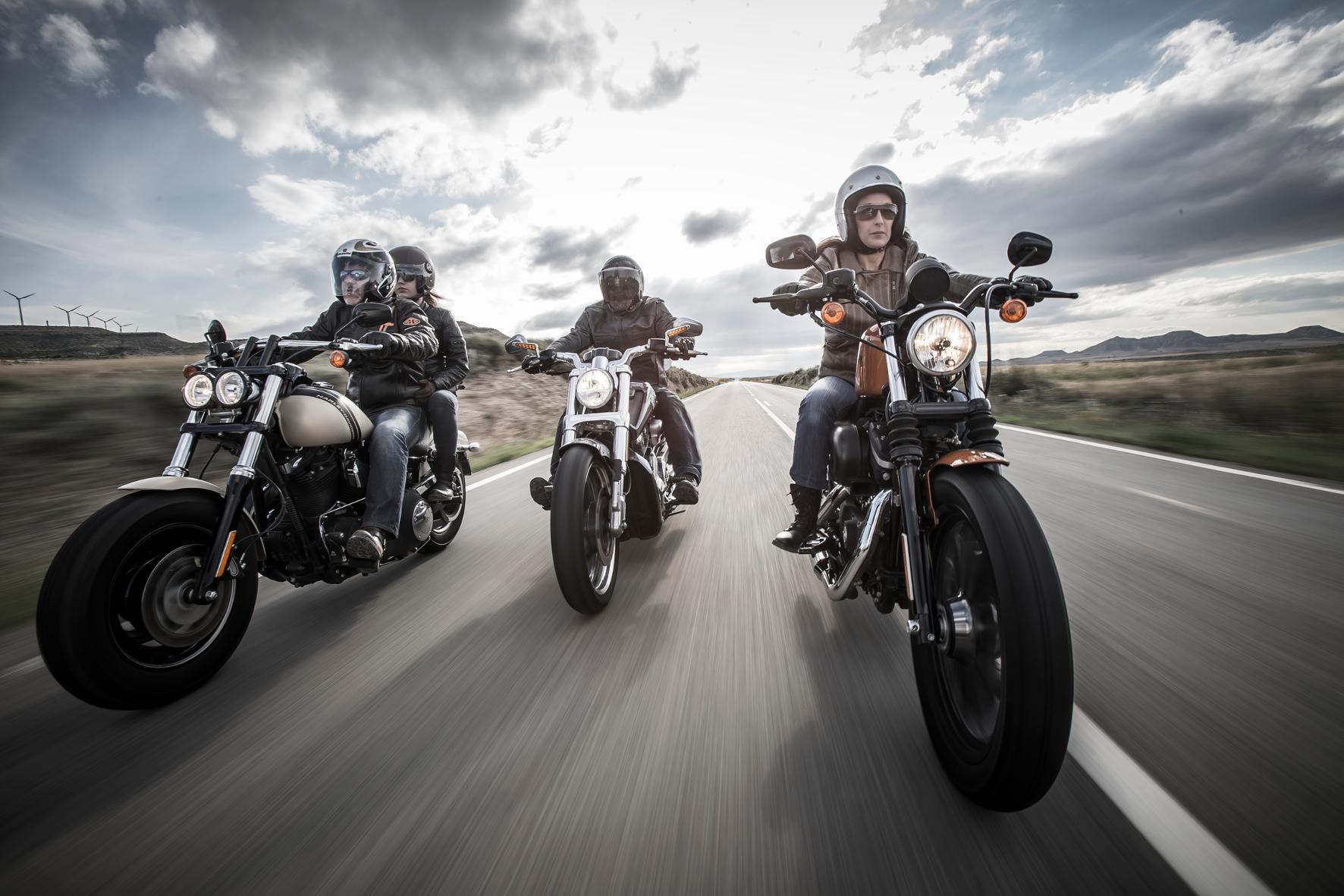 mid Groß-Gerau - Mehr als ein Motorrad: Auf einer Harley-Davidson fühlt sich jeder Biker ein bisschen wie ein Easy Rider.
