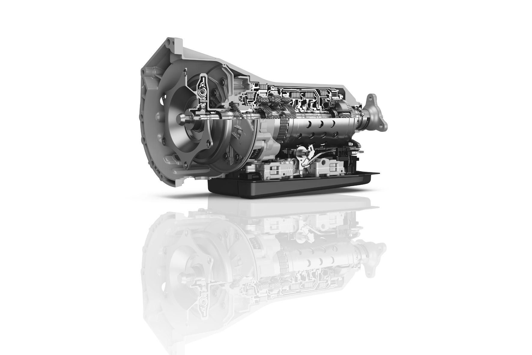 mid Friedrichshafen - Seit der Saison 2014 hat das ZF-Automatikgetriebe 8HP im BMW M235i Racing Cup seine Qualitäten bewiesen. Nun präsentiert ZF die nächste Baustufe – das Rennsportgetriebe 8P45R.