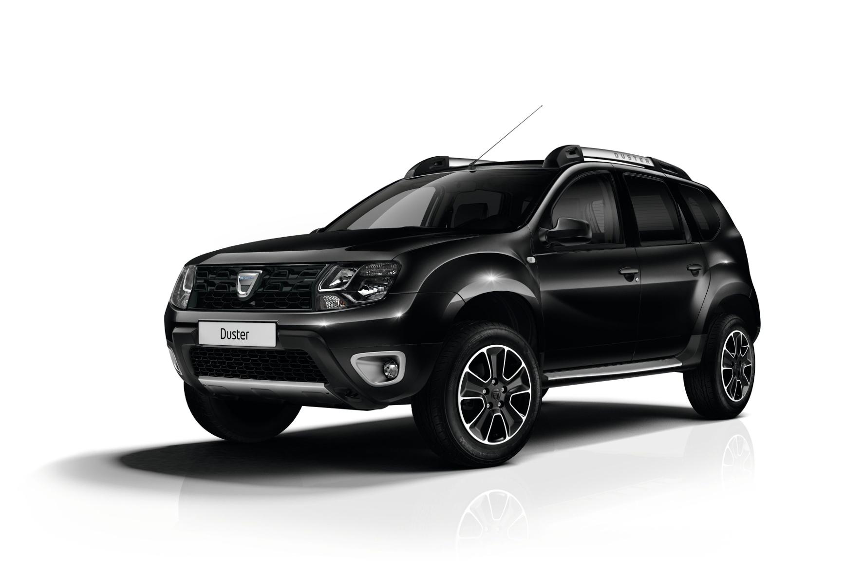 mid Groß-Gerau - Dacia bietet den Duster ab sofort als üppig ausgestattetes Sondermodell Blackshadow an.