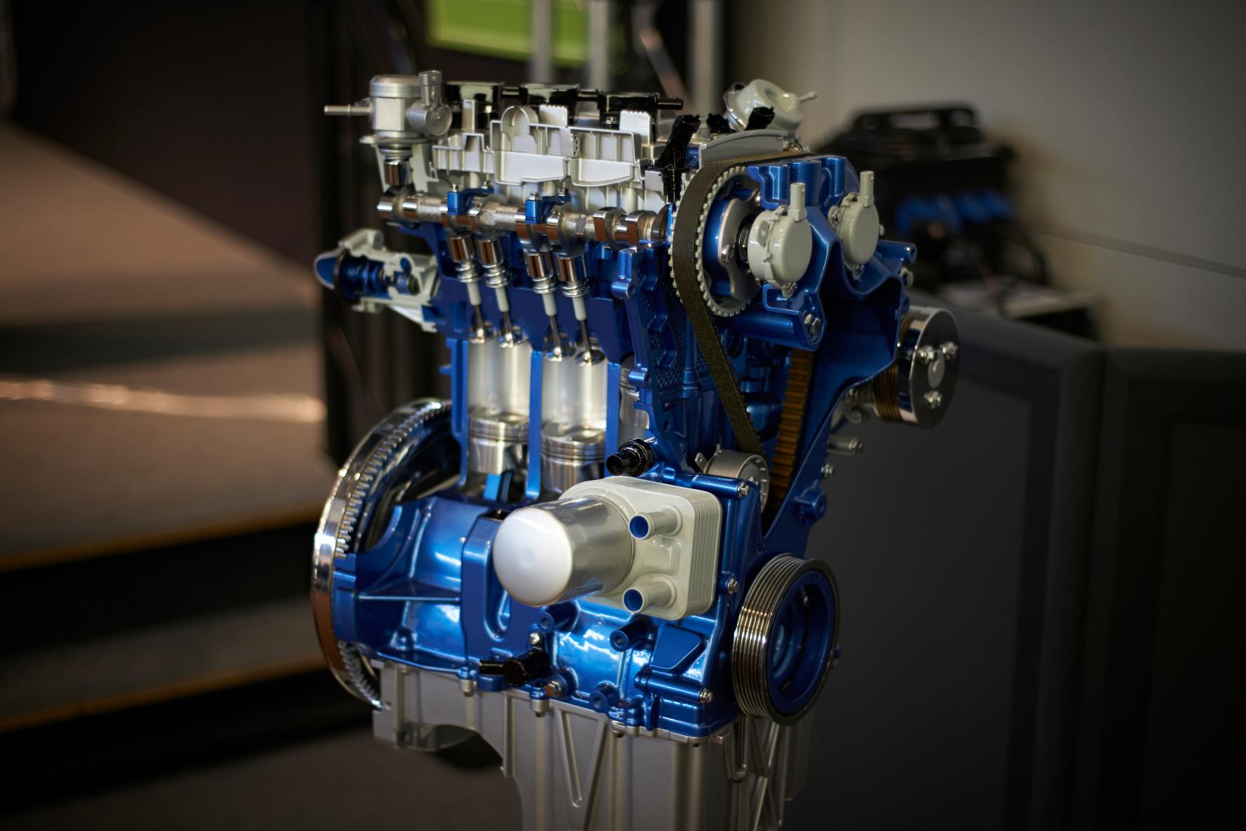 mid Groß-Gerau - Mit dem kleinen 1,0-Liter-Dreizylinder ist Ford seit Jahren Seriensieger bei der Wahl zum Motor des Jahres.