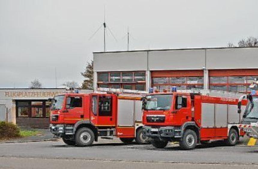neue einsatzfahrzeuge im millionenwert frnkische nachrichten fnweb - Bundeswehr Feuerwehr Bewerbung