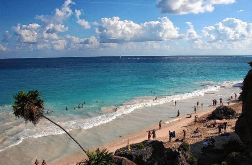 Für Sonnenanbeter und Badebegeisterte ist die mexikanische Halbinsel Yucatan ein wahres Paradies.