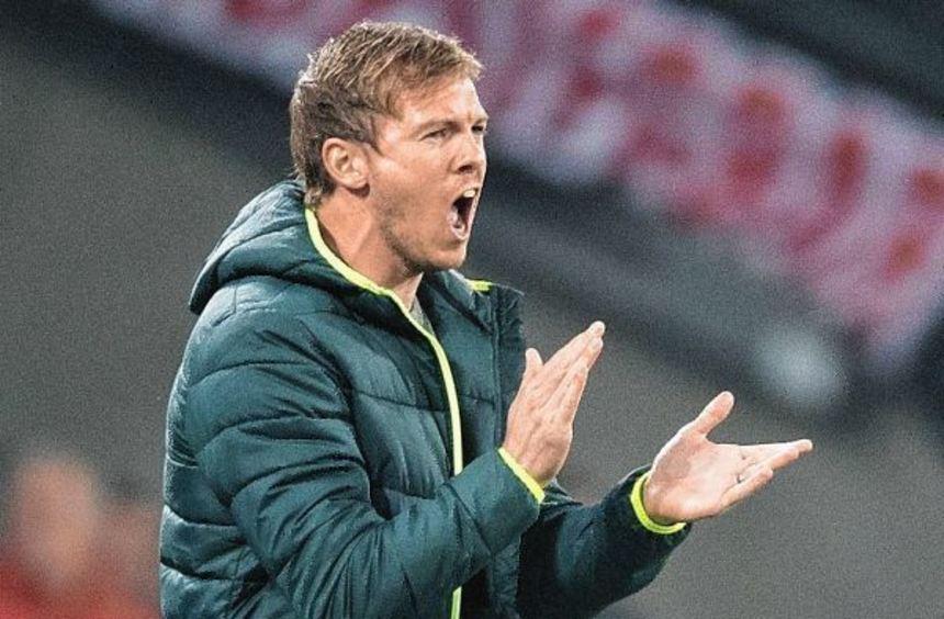 TSG-Coach Julian Nagelsmann plädiert für die Einführung von Auszeiten und Zeitstrafen im ...
