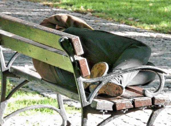 Bei eisiger k lte im freien schlafen w rzburg rhein for Ubernachten in wurzburg