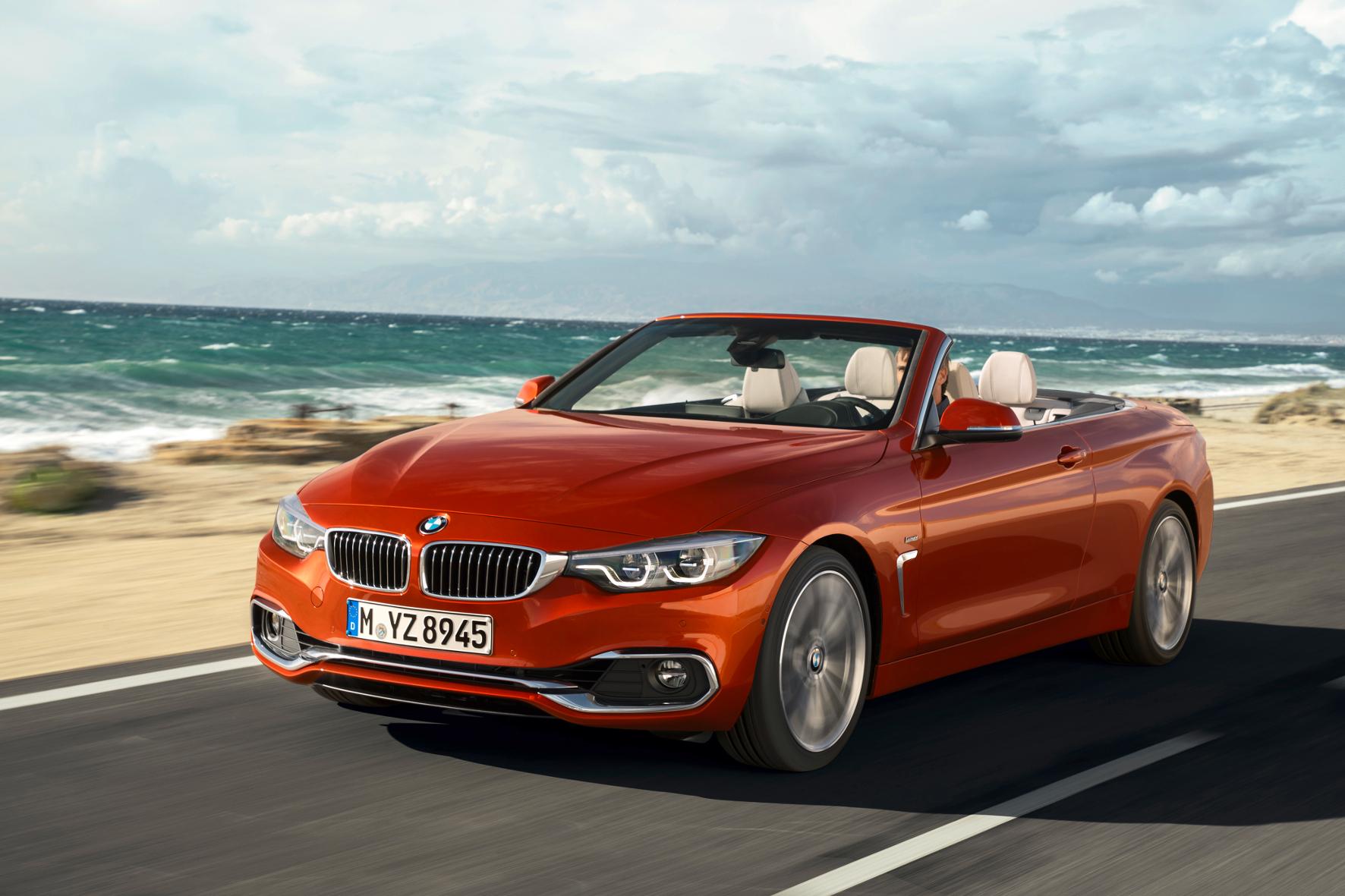 mid Groß-Gerau - Feinschliff für den schicken Bayern: BMW frischt seine 4er-Baureihe aus Cabrio, Coupé und Gran Coupé auf.