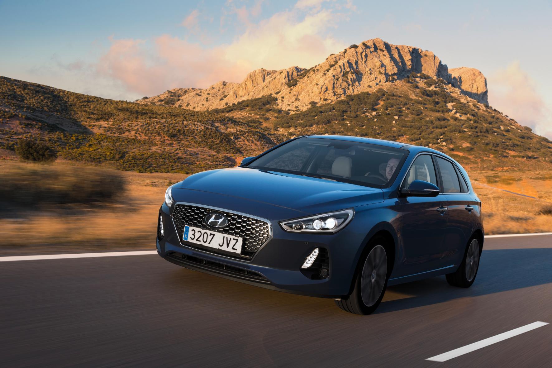 mid Malaga - Schnörkellos elegant und solide: der neue Hyundai i30.