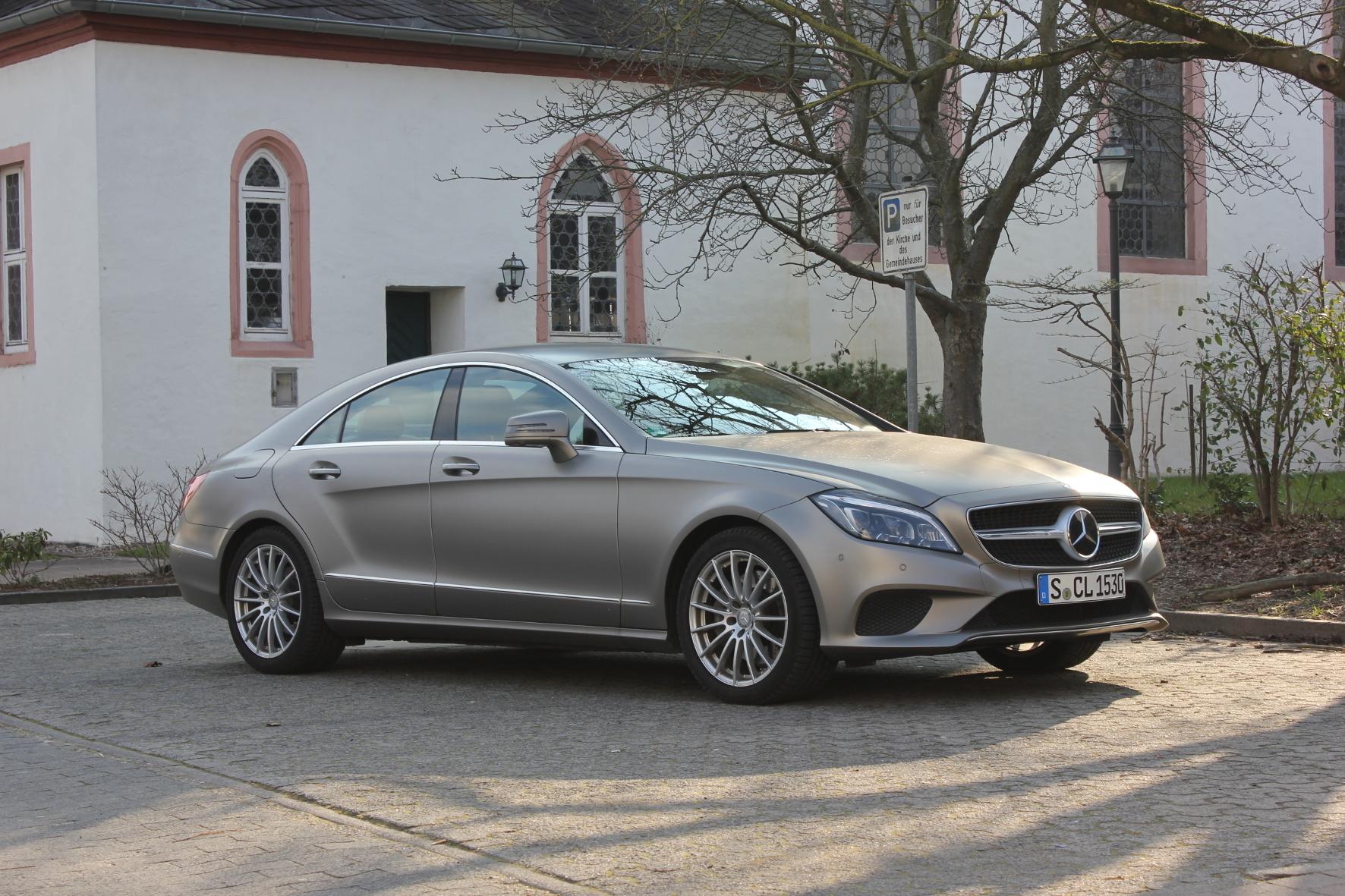 mid Groß-Gerau - Oberklasse-Beau mit reichlich inneren Werten: der Mercedes CLS 400 4Matic.