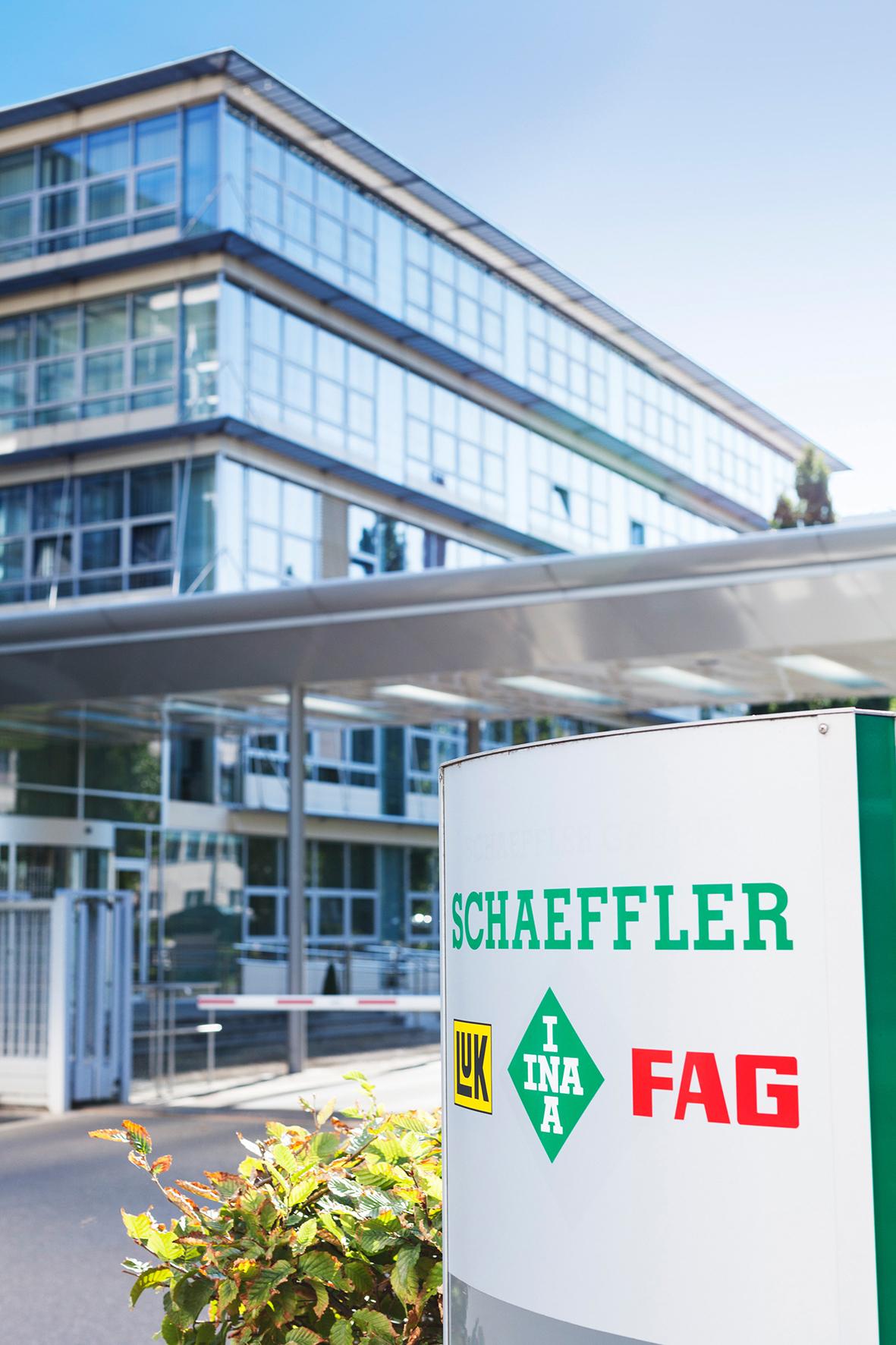"""mid Groß-Gerau - Der Name """"Schaeffler"""" steht heute für einen Weltkonzern. Der Automobil- und Industriezulieferer beschäftigt etwa 84.000 Mitarbeiter rund um den Globus."""