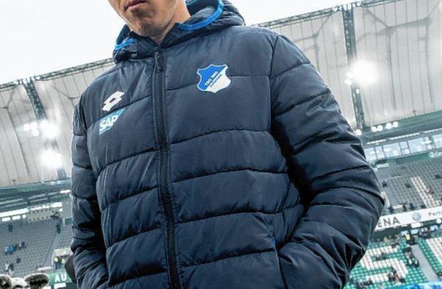 Sprung auf Platz drei verpasst: Hoffenheims Trainer Julian Nagelsmann.