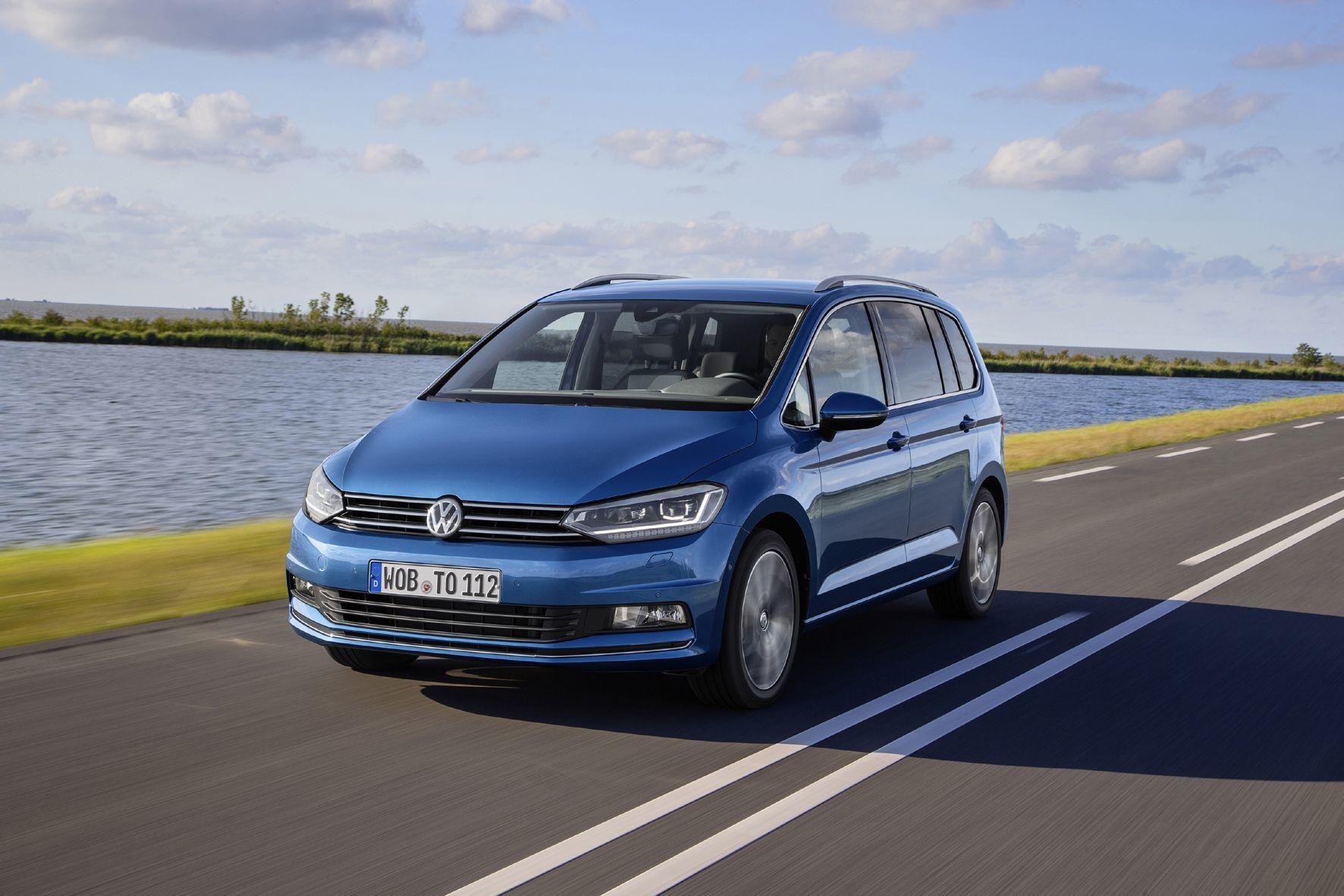 mid Groß-Gerau - In Deutschland müssen rund 93.000 VW Golf, Touran (Foto, Tiguan und Passat zum Software-Update.