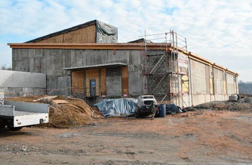 Derzeit wird vom Zweckverband Wasserversorgung Mittlere Tauber das Wasserwerk in Dittigheim gebaut. ...