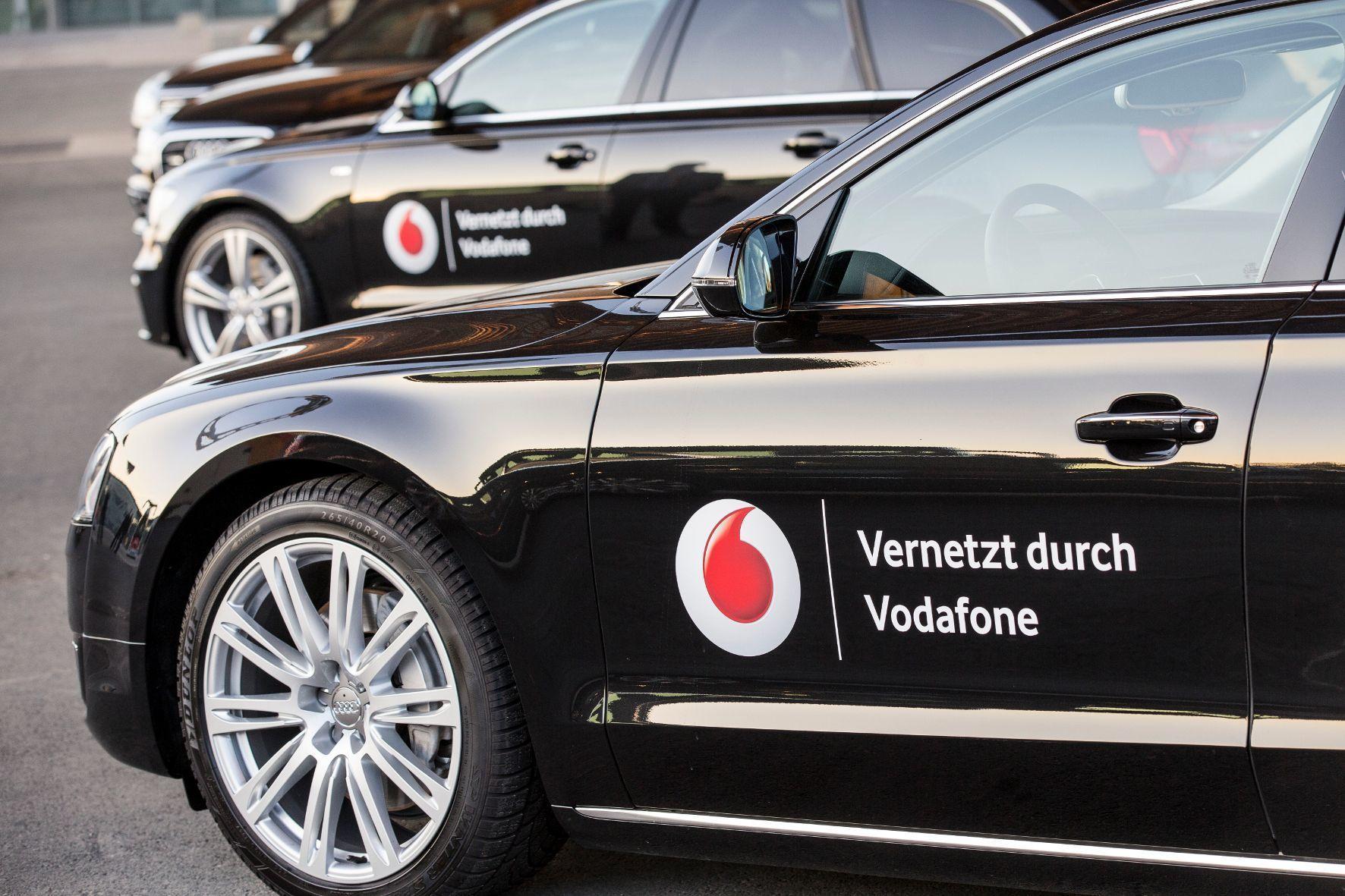 cid Groß-Gerau - Eine Partnerschaft zwischen Vodafone, Bosch und Huawei erprobt derzeit Möglichkeiten, wie Mobilfunknetze den Straßenverkehr sicherer machen können.