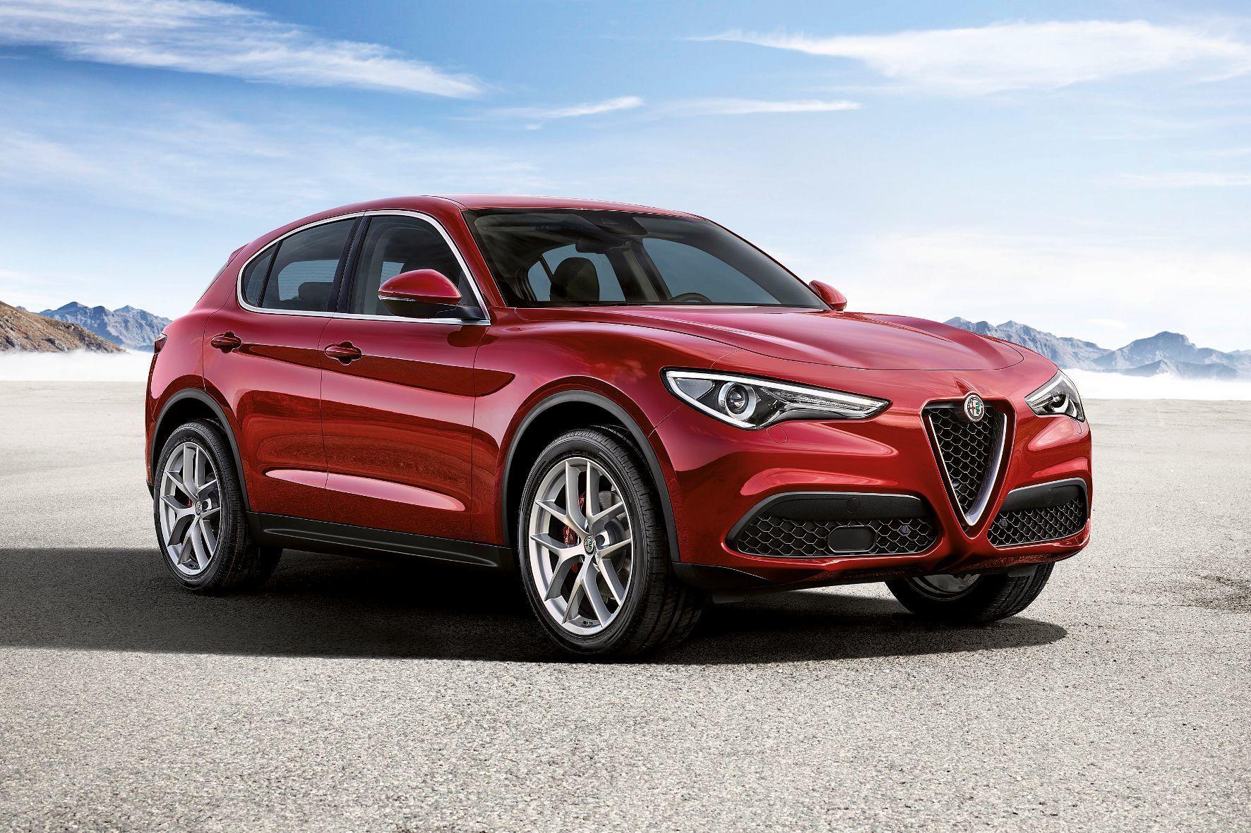 mid Groß-Gerau - Alfa Romeo Stelvio: Das SUV aus Italien macht gewiss nicht nur am Stilfser Joch eine gute Figur.