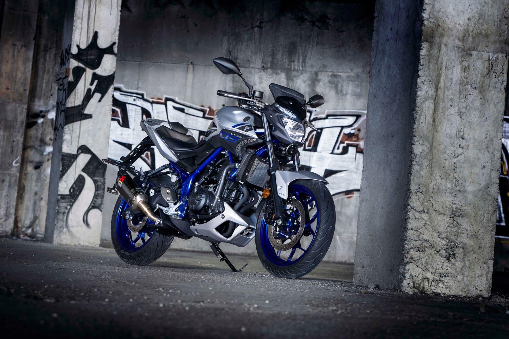 mid Groß-Gerau - Yamaha ruft Motorräder der Modelle YZF-R3 und MT-03 (Bild) in die Werkstätten.