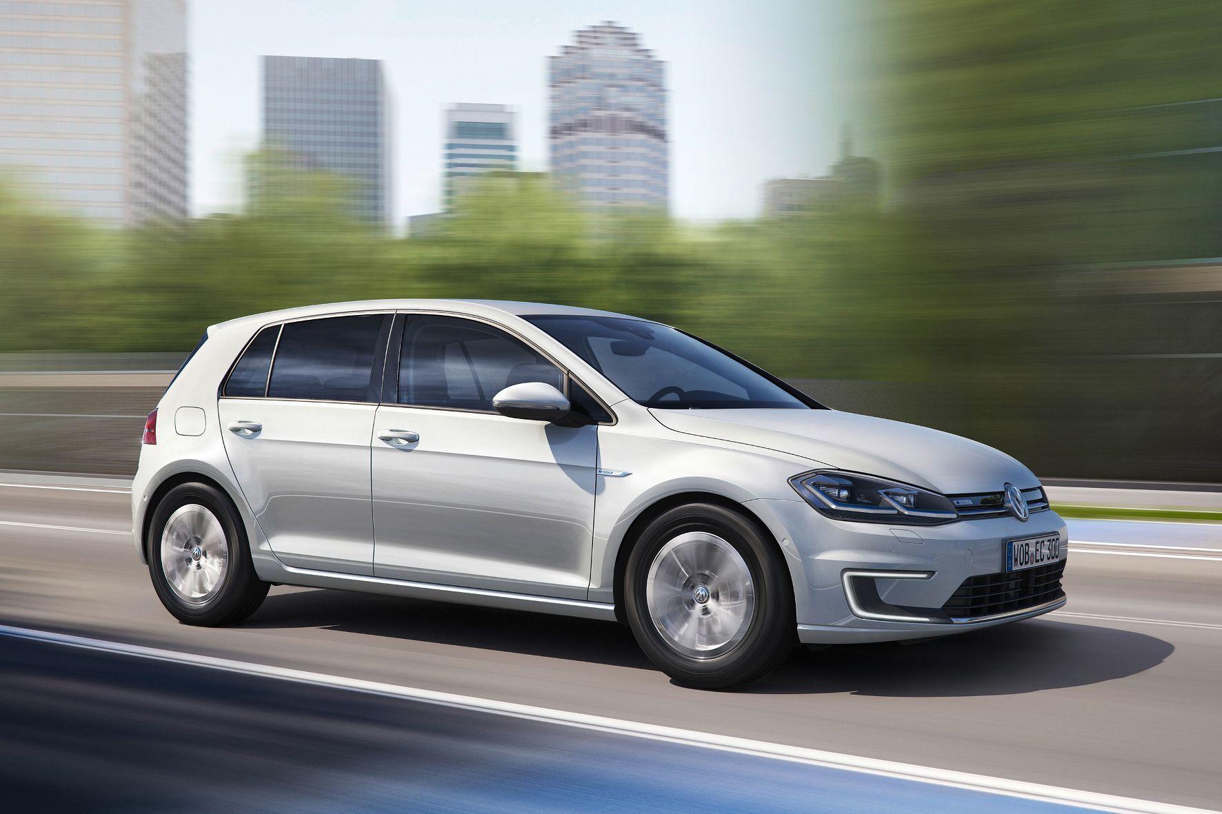 mid Groß-Gerau - VW hat jetzt auch das Update des e-Golf im Programm.
