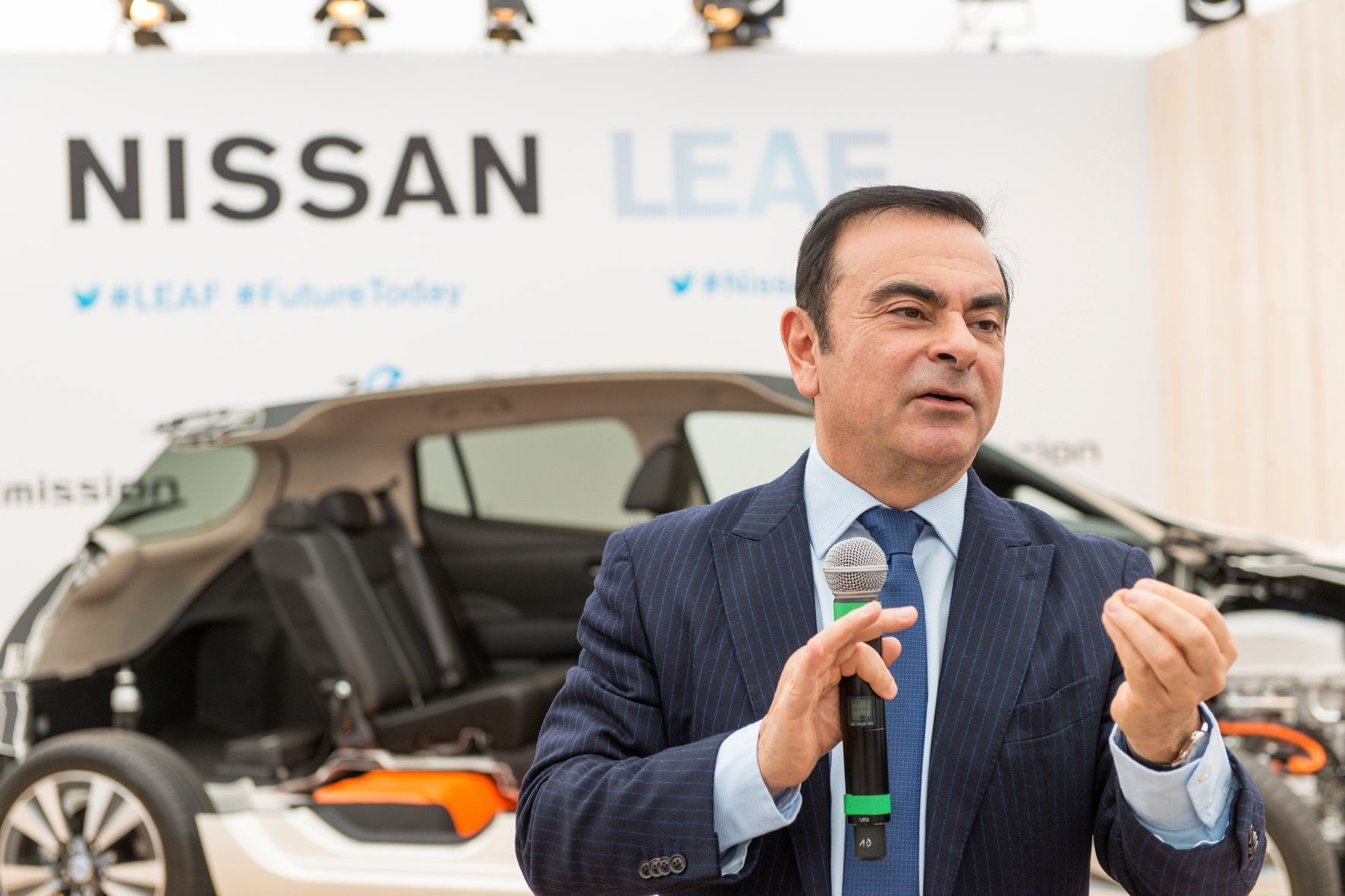 mid Groß-Gerau - Carlos Ghosn tritt ab - zumindest als Vorstandschef bei Nissan. Seinen Posten als Renault-Boss und Verwaltungsratsvorsitzender von Renault-Nissan wird Ghosn behalten.