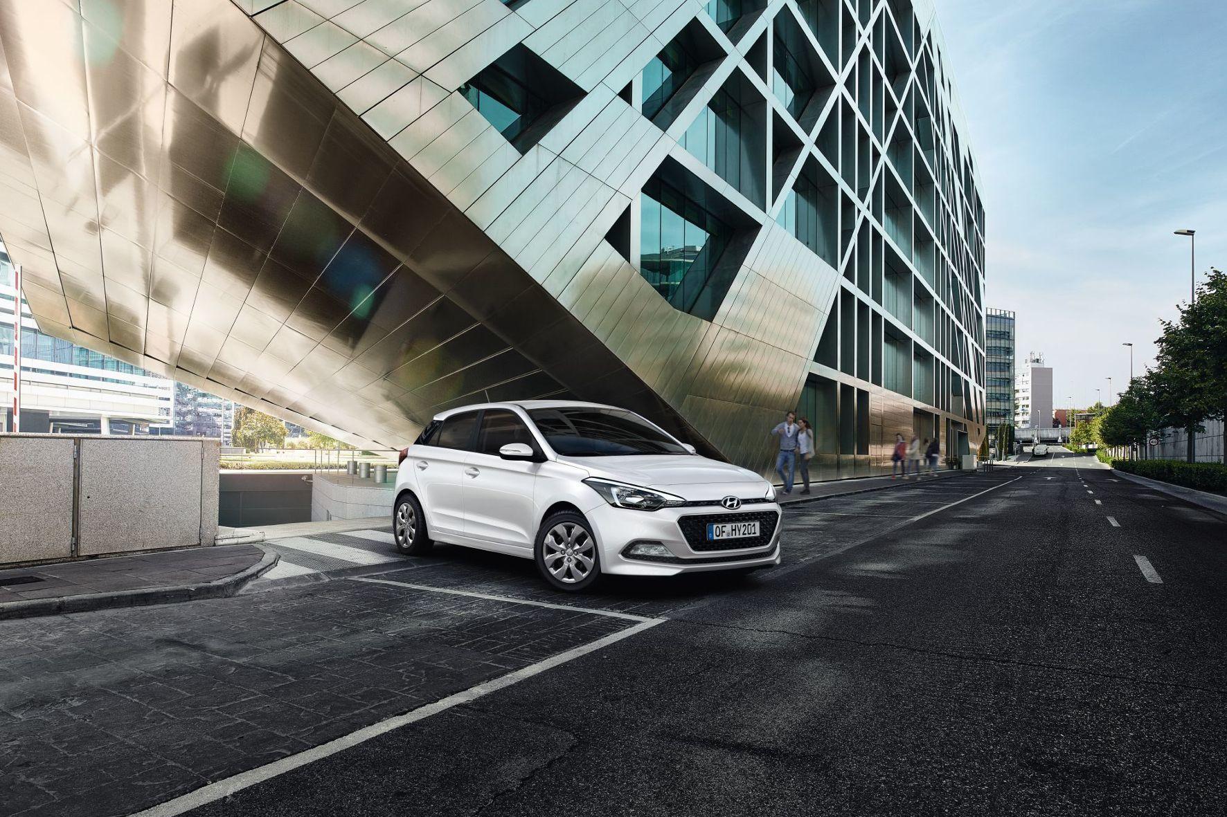 mid Groß-Gerau - Mit dem Sondermodell i20 GO bietet Hyundai seinen Kunden einen Preisvorteil von bis zu 3.960 Euro.