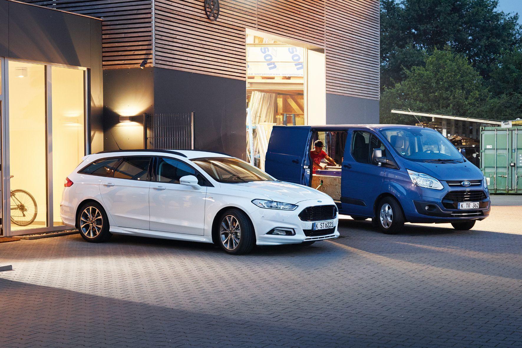 mid Groß-Gerau - Bei den Gewerbe-Wochen von Ford profitieren Geschäftskunden von Sonderangeboten für Pkw und Nutzfahrzeuge.