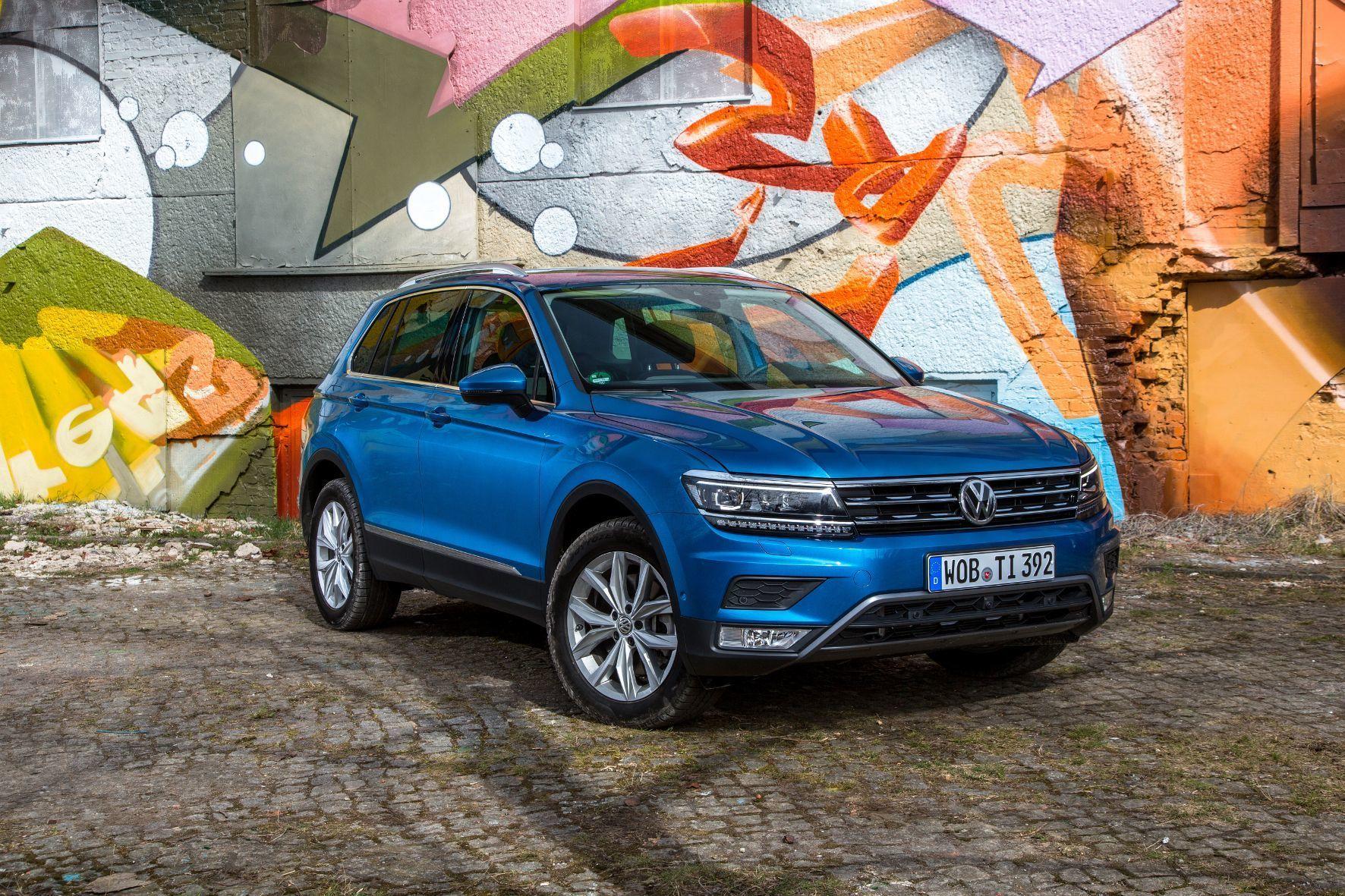 mid Groß-Gerau - Der VW Tiguan hat ein Dauer-Siegerabo bei der Wahl zum besten Allradler unter 30.000 Euro.