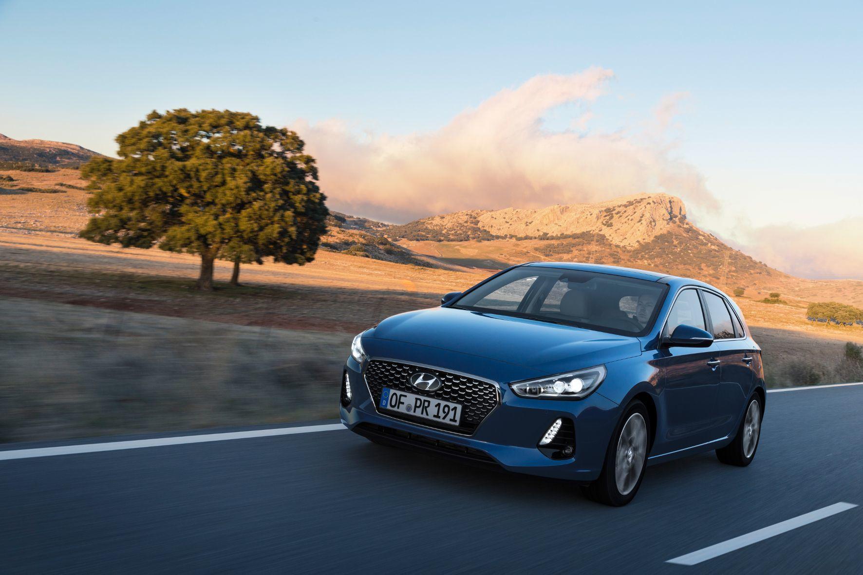mid Groß-Gerau - Hyundai hat für den i30 ein breites Individualisierungs-Programm im Angebot.