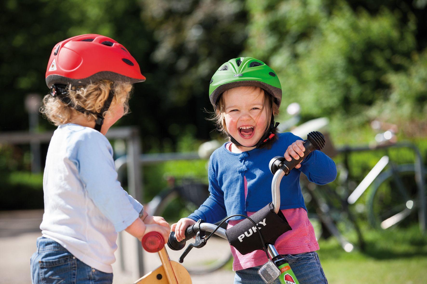 mid Groß-Gerau - Radeln macht Kindern Spaß, ist aber für die Kleinen auch gefährlich.