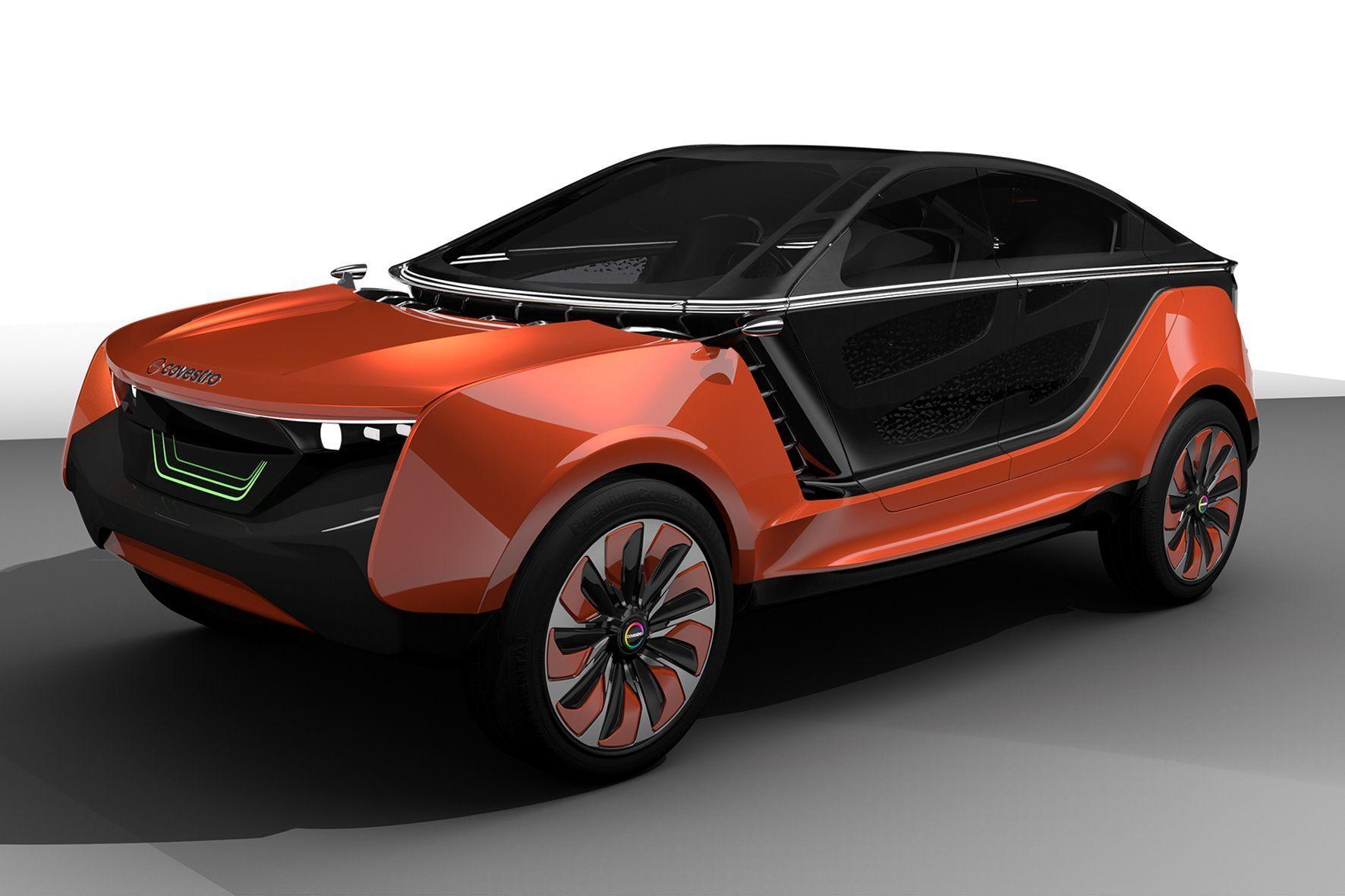 mid Groß-Gerau - Covestro zeigt auf dem VDI-Kongress ein Konzept für die Fahrzeuggestaltung mit neuen Kunststoff-Technologien.
