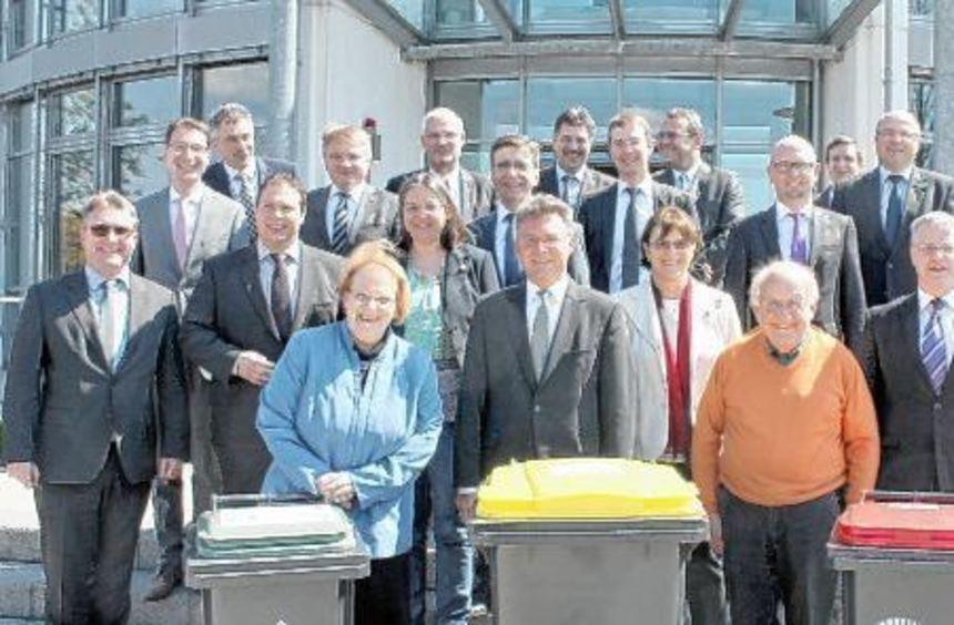 Regierungspräsidentin Nicolette Kressl bereiste gestern den Neckar-Odenwald-Kreis und stellte sich ...