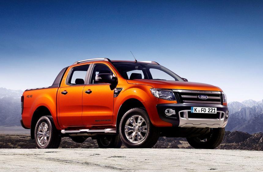 mid Groß-Gerau - Ford beordert in Deutschland knapp 10.000 Exemplare seines Pick-up Ranger in die ...