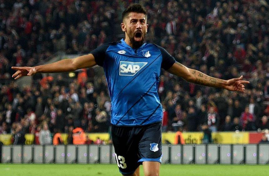 Hoffenheimer Hoffnungsträger im Ligafinale: Neu-Nationalspieler Kerem Demirbay.