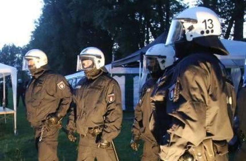 Polizeieinsatz löst Streit aus - Mannheimer Morgen - Fnweb