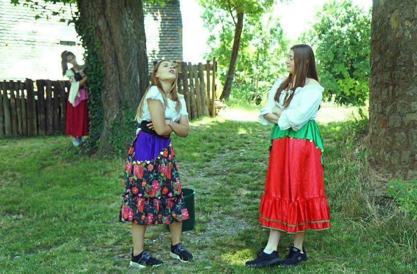 """Das Bischöfliche Internat Maria Hilf führt am Donnerstag, 20. Juli, """"Robin Hood"""" als musikalisches ..."""