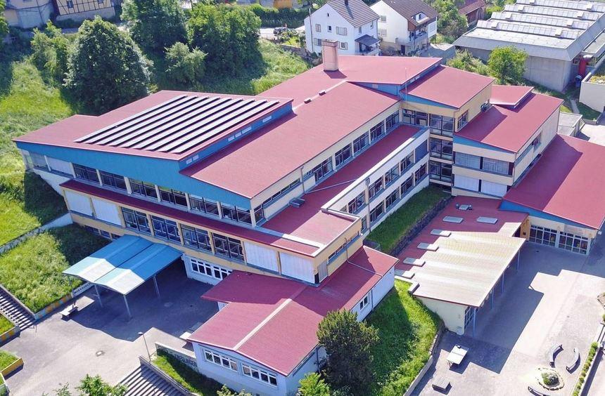 Die Realschule Creglingen feiert 50-jähriges Bestehen. Im Jubiläumsjahr gehen hier über 370 junge ...