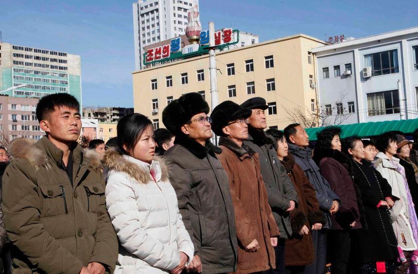 nordkorea stellt china blo mannheimer morgen fnweb. Black Bedroom Furniture Sets. Home Design Ideas